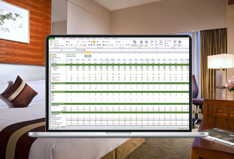 Excel for Hotel <br>Data Analysis Course